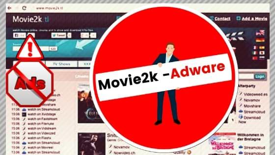 Movie2k Adware