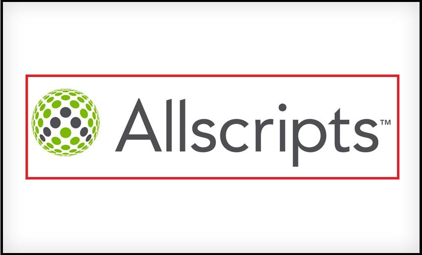 Allscripts Ransomware