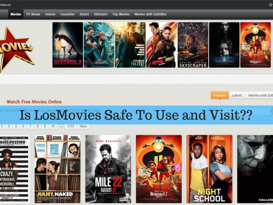Is LosMovies Safe To Visit