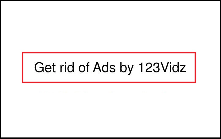123vidz browser virus