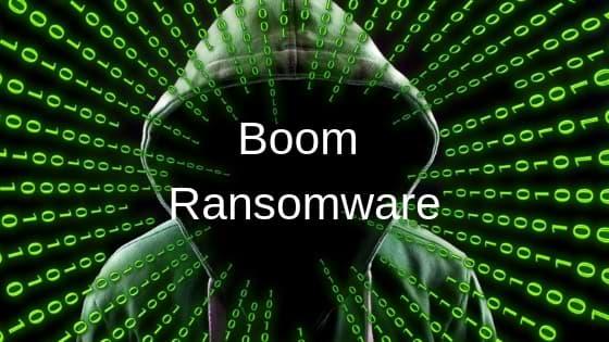 Boom Ransomware