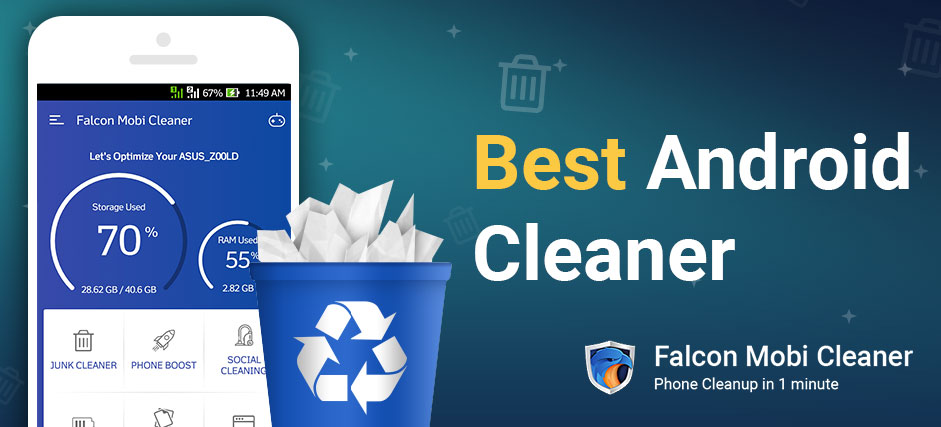 Best Android Cleaner App for Android Phone (2018 Updated)