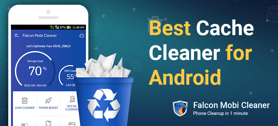 Best Cache Cleaner App For Your Android Phone