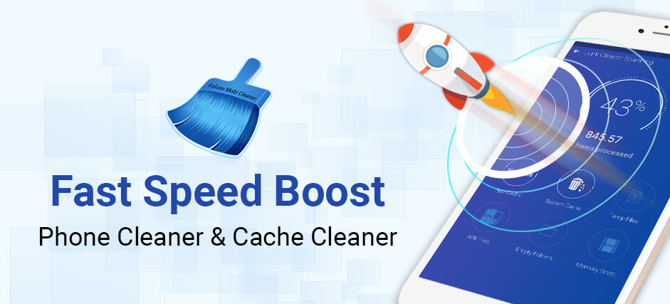 Phone Cleaner And Cache Cleaner – Fast Speed Booster