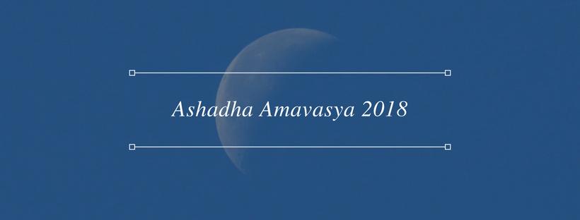 Ashadha-Amavasya-Celebration