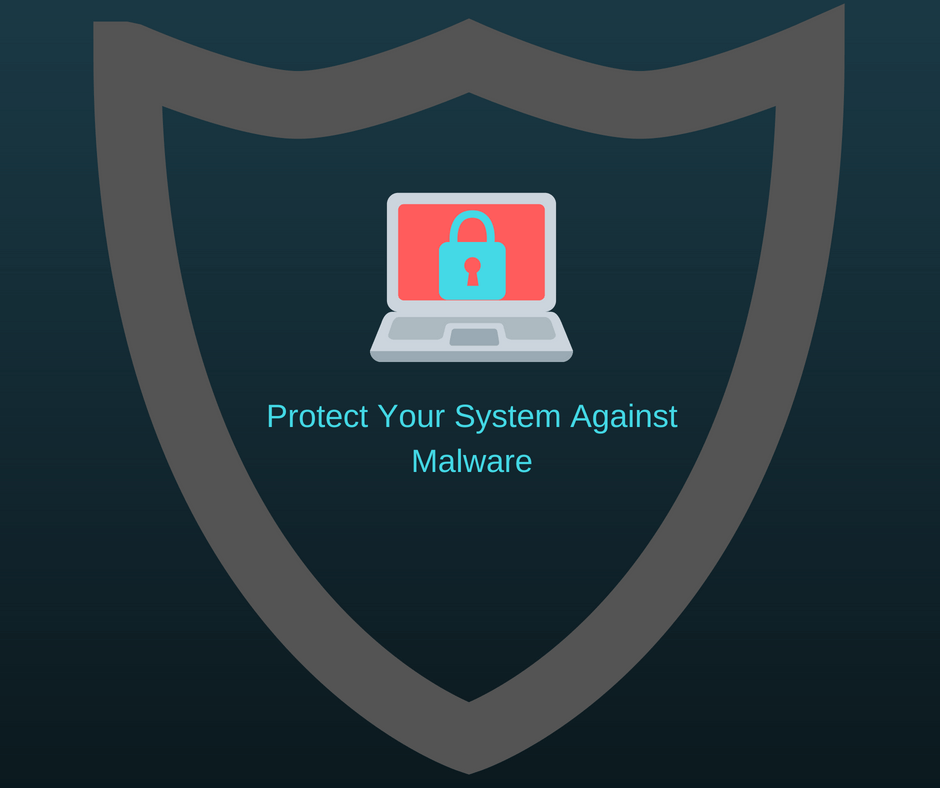 Effectively protecting your computer and data from malware