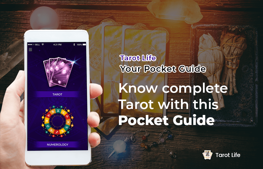 Tarot Life App for Android & iOS
