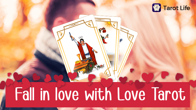 Love Tarot – Get Your FREE Love Tarot Card Reading App | Tarot Life