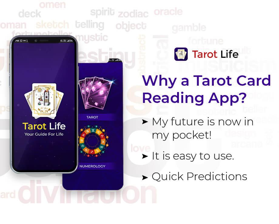 Uses of Tarot Card Reading App