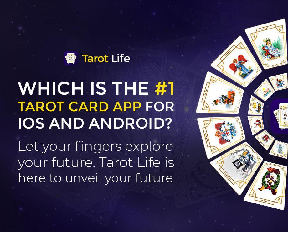 Tarot Life - Best Tarot Card App