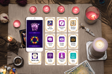 Top 10 Tarot Cards Reading App for Android & iOS