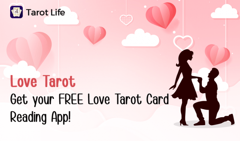 Love Tarot – Get Your FREE Love Tarot Card Reading App