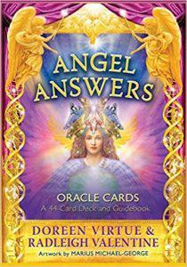 The Angel Oracle Tarot Deck