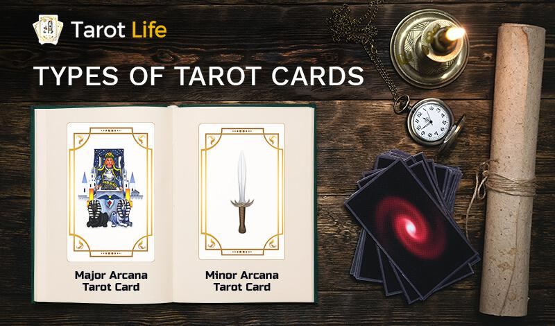Types of Tarot Cards