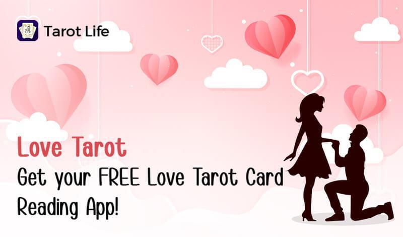 Love Tarot – Get Your Free Love Tarot Card Reading App!