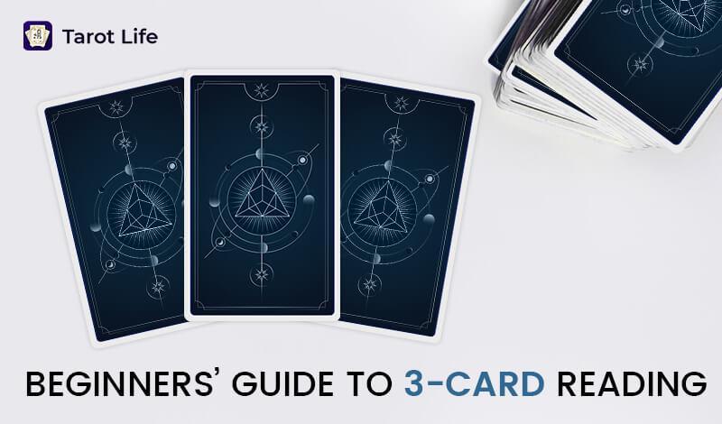 3-Card Spread (Past, Present & Future)