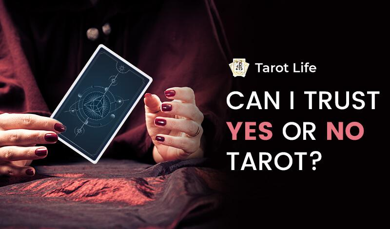Trust on Yes or No Tarot Card