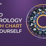 Read and Analyse The Astrology Birth Chart