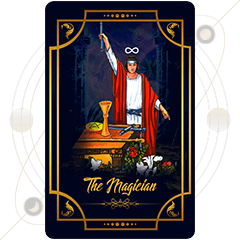 The Magician Tarot