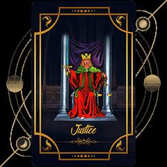 The Justice Tarot