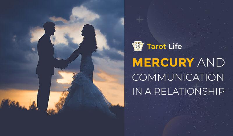 Mercury and Communication in a Relationship