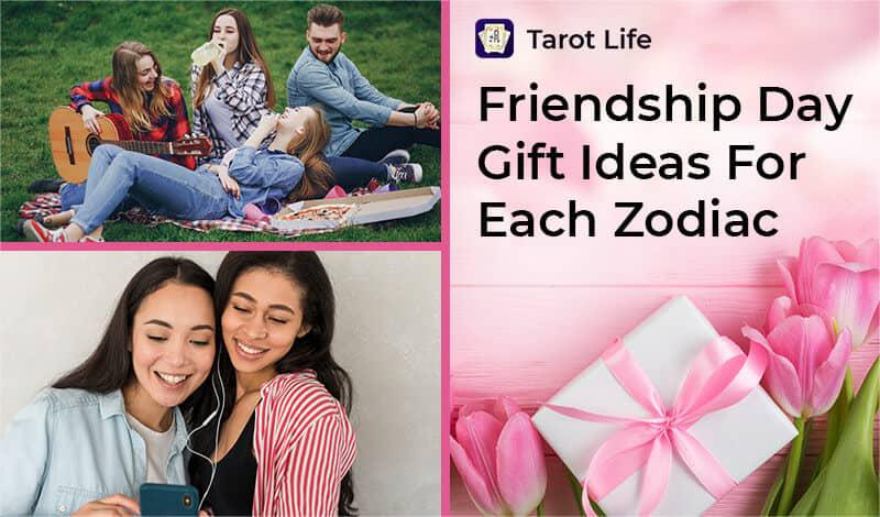 Friendship Day Gift Ideas For Each Zodiac