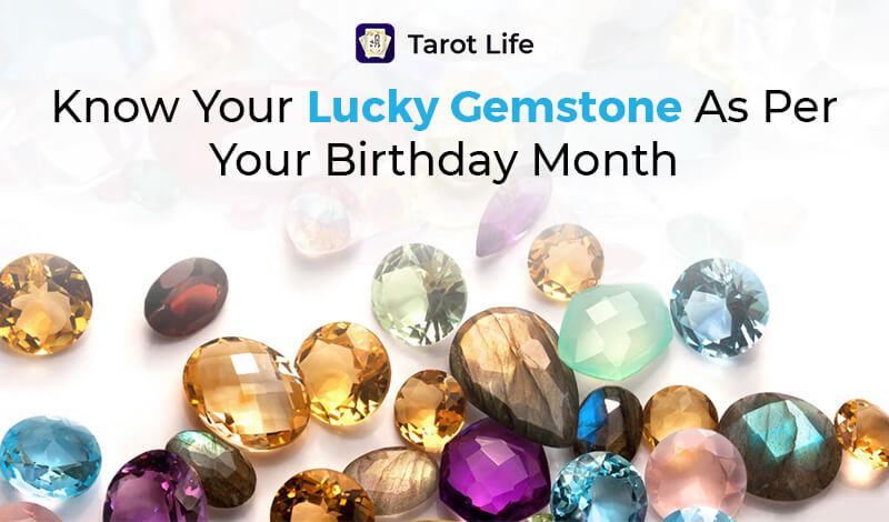 Birthstone Guide As Per Birthday Month