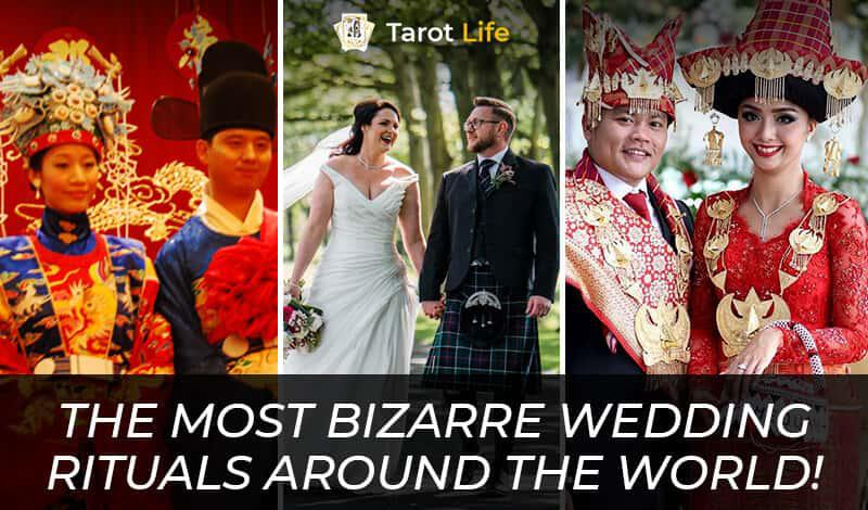 15 Bizarre Wedding Rituals Across The World