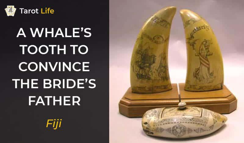 A Whale's Tooth To Convince The Bride's Father
