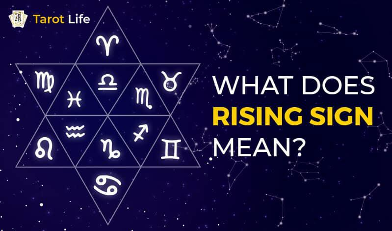 What does Rising Sign mean