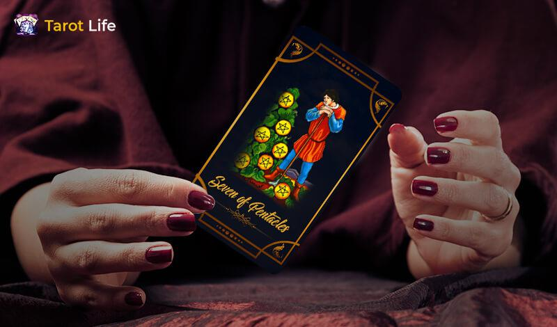 Seven-of-Pentacles-Upright-meaning