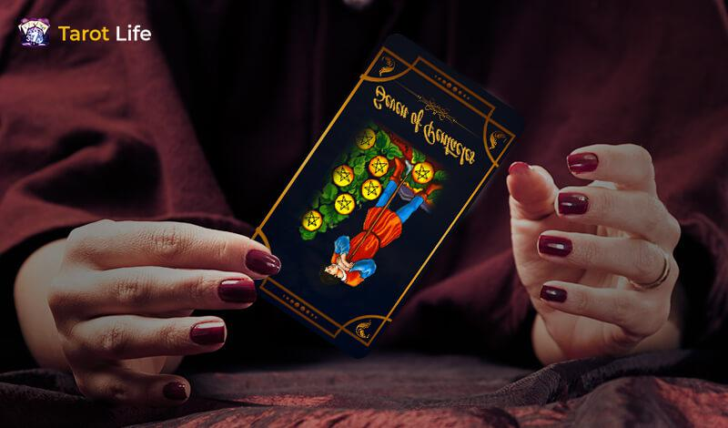 Seven-of-Pentacles-Reversed-meaning
