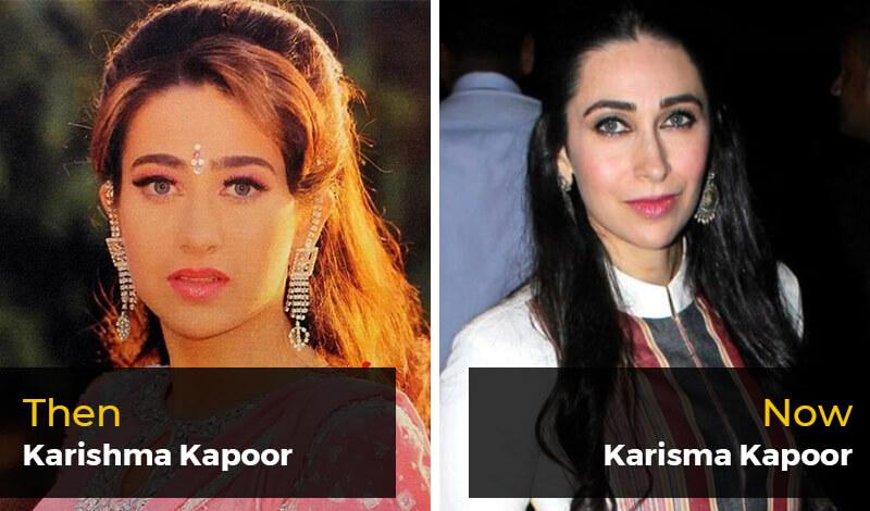 Them Karishma Kapoor- Now Karisma Kapoor